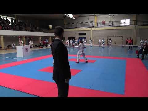JDN Kumite Cadete_Juvenil Huarte 061019 Video 1