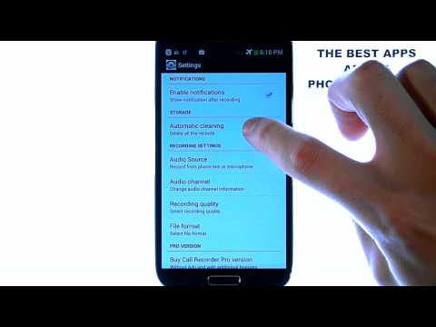 Call Recorder – App Review – Record Your Phone Call Conversations
