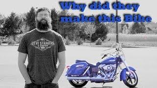 9. The Harley Davidson Dyna Bagger