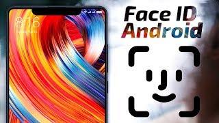 Face ID del iPhone X en cualquier Android