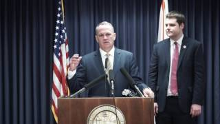 FULL: 2.22.2017 - U.S. Congressman Gaetz and FL House Representatives Health Care Press Conference