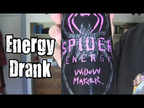 drank - Today on energy drank Chelsea, Matt Zion, & Chuck Roland battle Spider Energy Widow Maker against Blue Ram! Join our facebook fan page - https://www.facebook...