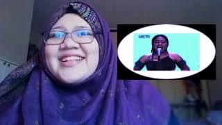 Video MARIA - NEVER ENOUGH (Loren Allred) - Spekta Show Top 7 - Indonesian Idol 2018 | Malaysian reaction MP3, 3GP, MP4, WEBM, AVI, FLV Juli 2018