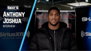 Anthony Joshua predicts 8th Round TKO of Jarrell