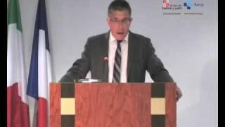 RAFAEL LÓPEZ IGLESIAS.- Presentación Libro Blanco Línea Fría (3/14)
