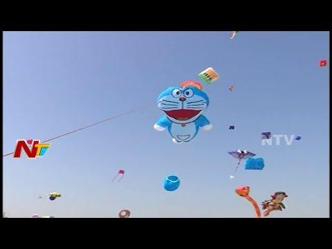 International Kite Festival In Hyderabad