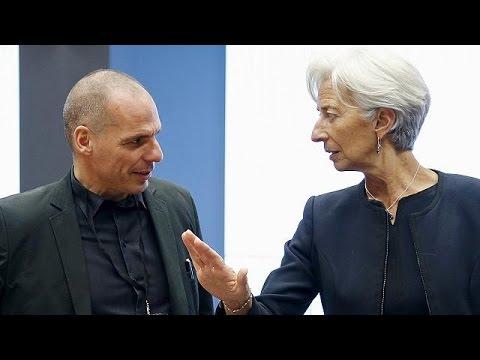 Ξεκίνησε το κρίσιμο Eurogroup στο Λουξεμβούργο