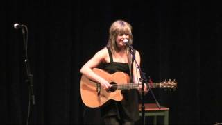 Anais Mitchell performs at Berkeley, Ca. s  Freight and Salvage