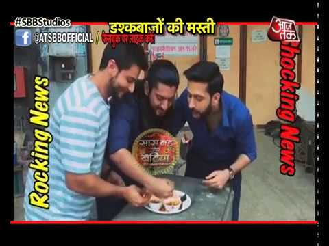 Ishqbaaz- Oberoi brothers get Naughty