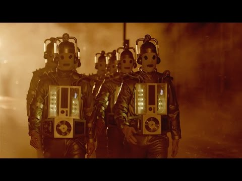 Everything Changes in NEW Doctor Who Series 10 trailer!