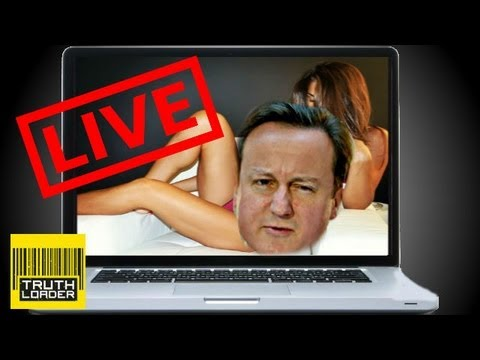 Is David Cameron's porn filter a good idea? LIVE debate