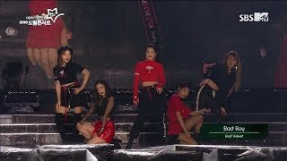 Video [2018 드림콘서트] 레드벨벳(Red Velvet) - Bad Boy MP3, 3GP, MP4, WEBM, AVI, FLV September 2018