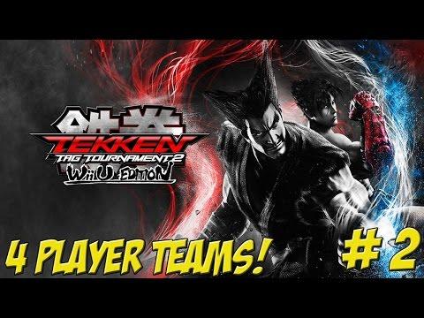 Tekken Tag Tournament 2: Wii U Edition! Team Vs. Part 2 - YoVideogames