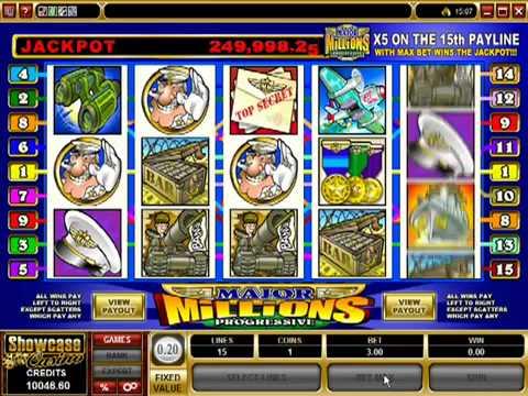 Free Major Millions Slot Big WIN!!!