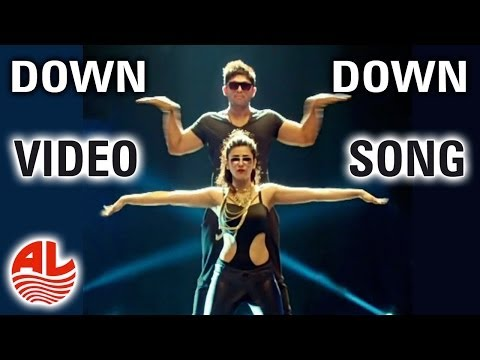 Race Gurram Songs | Down Down Video Song | Allu Arjun, Shruti Hassan, S.S Thaman