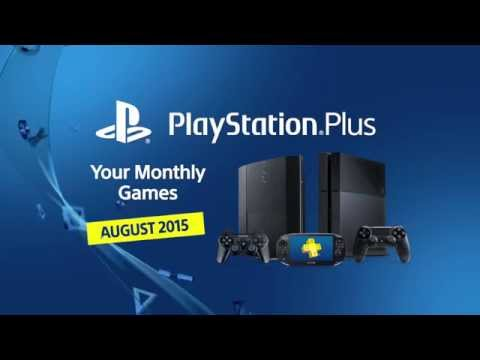 PlayStation Plus : les jeux d'août 2015