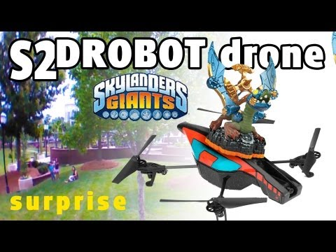 S2 Drobot Drone Surprise + Contest (Skylanders Giants Epicness)