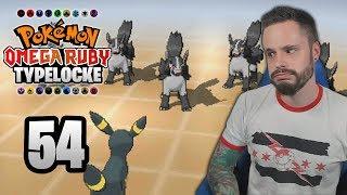 THE UMBREON VS MIGHTYENA EPISODE | Pokémon Omega Ruby Randomizer Typelocke Part 54 by Ace Trainer Liam