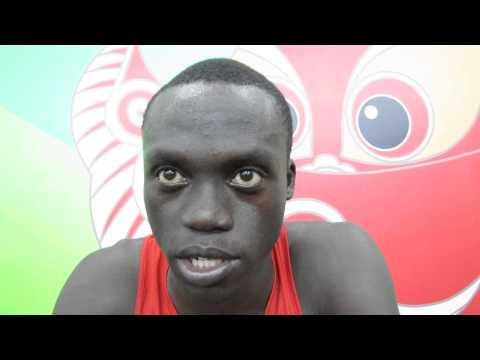 "Beijing 2015: Kenya's Mike Mokamba: ""This is a new era for sprints"""