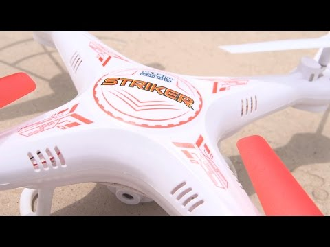 World Tech Toys Introduces the Striker 2.4GHz 4.5CH RC Spy Drone