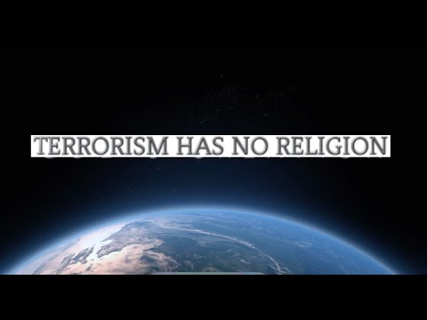 TERRORISM HAS NO RELIGION - Spoken Word (видео)
