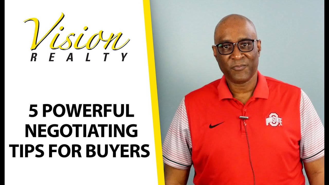 What Are Negotiating Tips Buyers Can Use?