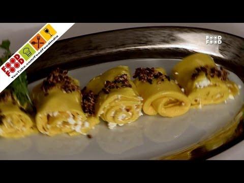 Olive Oil Khandavi | Food Food India – Fat To Fit | Healthy Recipes