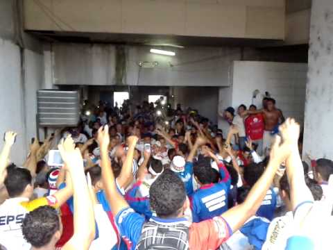 Video - Ultra Fiel 2014- Dale Dale Albo - La Ultra Fiel - Club Deportivo Olimpia - Honduras