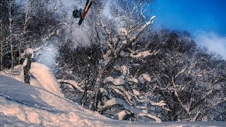 Niseko Japan  city pictures gallery : Skiing Niseko Japan, 2013 - In the Season, GoPro Hero3