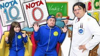 LUCCAS NETO EM: O MENINO QUE NÃO GOSTAVA DE ESTUDAR (NOTA ZERO) - Escolinha do Luccas Neto