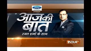 India TV Exclusive, Mr. Rajat Sharma, Editor-in-Chief, India TV News discusses the most prominent issues spread out ...