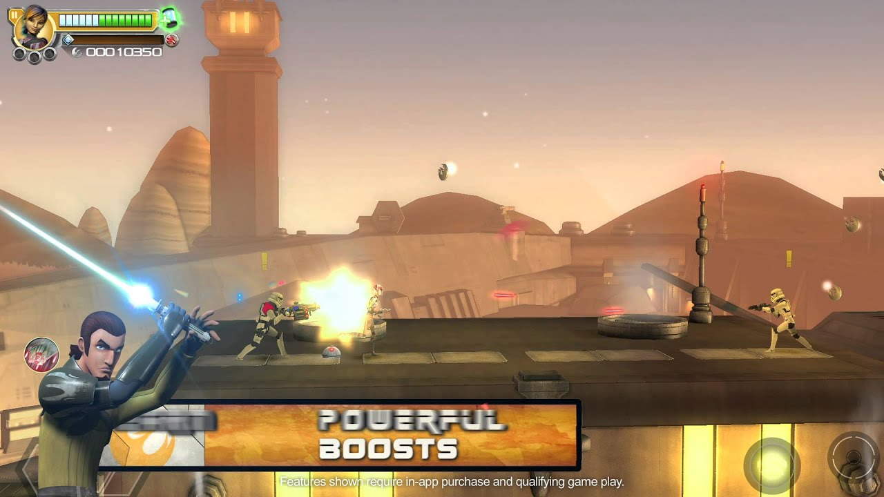 'Star Wars Rebels: Recon Missions' Review - Witness The Power of This Fully Operational Battle Platformer