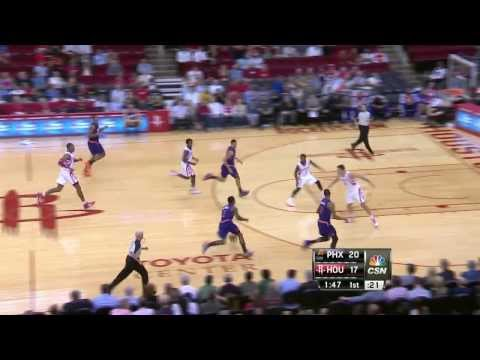 NBA Highlights: Suns @ Rockets 12/4/2013