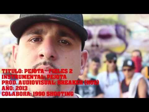 Pejota presenta un adelanto de 'Fieles 2' [Videoclip]