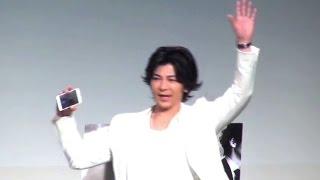 【ゆるコレ】武田真治のお願いに場内爆笑