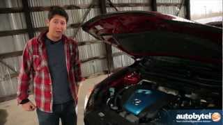 2013 Mazda CX-5 SKYACTIV Test Drive&Crossover Car Review