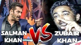 Video SALMAN KHAN VS ZUBAIR KHAN (Viral Fight) MP3, 3GP, MP4, WEBM, AVI, FLV Oktober 2017