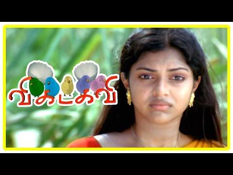 Vikadakavi Tamil movie | scenes | Amala Paul realises truth and decides to marry Sathish