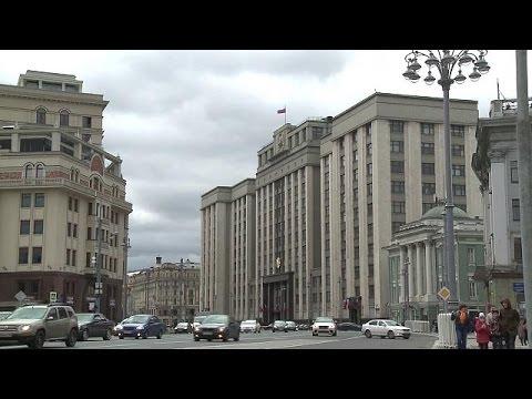 Η μεγάλη απόχη, λόγω απάθειας και ο Πούτιν, νικητές των ρωσικών εκλογών