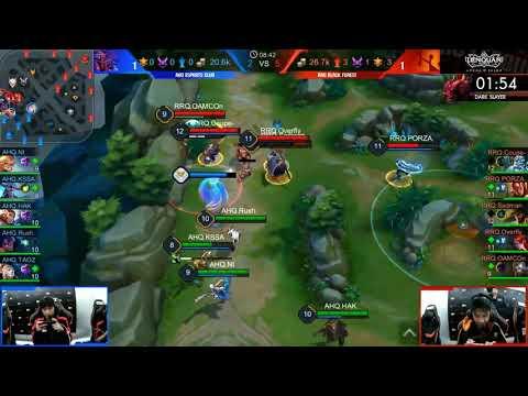 AHQ vs RRQ I Trận 3 - Ngày 3 Tuần 8 - RPL Thái Lan Mùa 3 - Thời lượng: 23 phút.