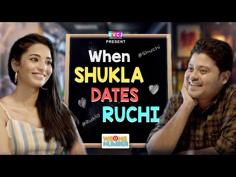 When Shukla Dates Ruchi | Wrong Number | Ft. Badri Chavan & Anjali Barot | RVCJ
