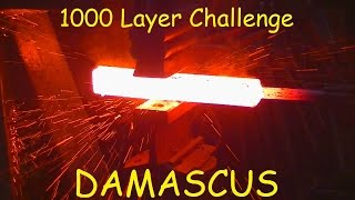 Video DAMASCUS 1000 LAYER CHALLENGE MP3, 3GP, MP4, WEBM, AVI, FLV Desember 2018