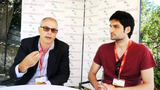 Mario Balsamo - Convegno Cineturismo IFF 2013