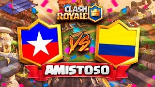 COLOMBIA vs CHILE // Clash Royale Amistoso Preparacion CR Worlds 2 - Julio 2017 ▻ Suscribete y unete a #HuntahArmy: bit.ly/TheGameHuntah2 ▻ Canal 1 ...