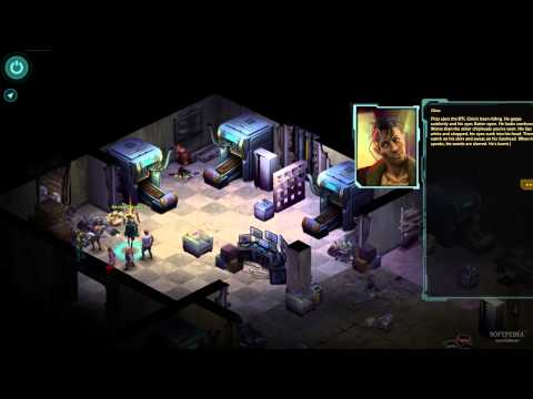 Shadowrun Returns Excellent RPG Launches on Steam for Linux