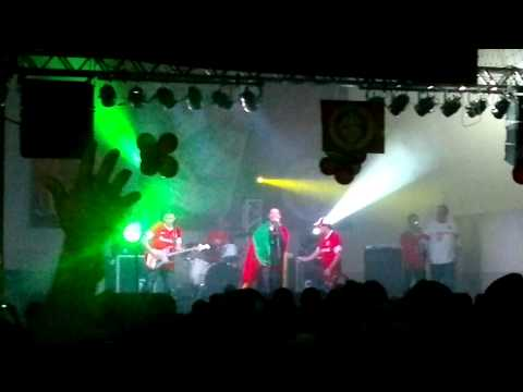 Festa Consular do Inter em Igrejinha/RS - Ataque Colorado - 15/06/12