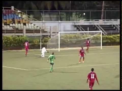 San Juan Jabloteh (1-0)  St Ann's Rangers