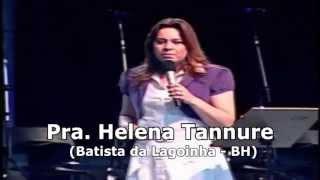 Chamada Congresso de Mulheres com Pra. Helena Tannure