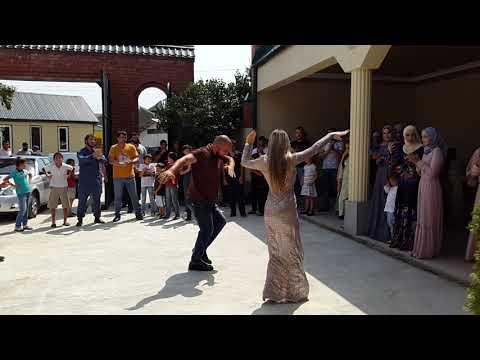 Супер красивая Чеченская свадьба в ГОЙТЫ В ГРОЗНОМ ЛОВЗАР ЭШАР ЗАУР АБАКА… видео