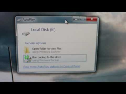 How can i recover my data from my external hard drive without formatting